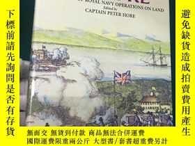 二手書博民逛書店Seapower罕見Ashore:200 Years of Ro