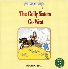〈汪培珽英文書單〉〈An I Can Read系列:Level 3)THE GOLLY SISTERS GO WEST /(單CD)
