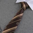 領帶 七美德-堅韌 原創男士領帶日系創意裝飾領帶dk潮【快速出貨八折下殺】