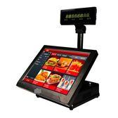 POS觸控螢幕電腦主機15吋及作業系統(適合餐飲/門市)[另外贈送無線網卡+客顯]