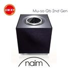 英國 Naim Audio Mu-so Qb 2nd Gen 無線音樂系統 音寶公司貨
