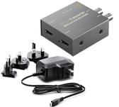 【附電源線】Blackmagic Design Micro Converter BiDirectional SDI/HDMI wPSU 專業級雙向轉換器