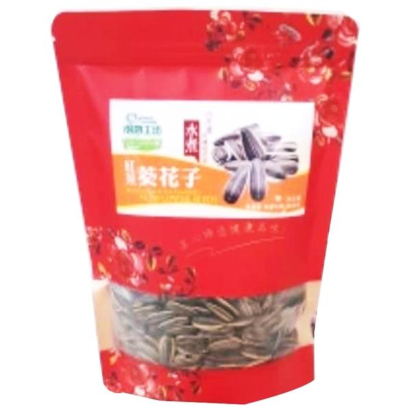 【得意工坊】茶煮紅茶葵花子(日月潭阿薩姆紅茶)(300g/包)