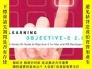 二手書博民逛書店Learning罕見Objective-c 2.0Y256260 Robert Clair Addison-w