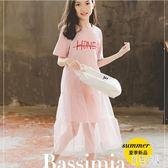 女童連身裙夏裝2019新款兒童連身裙韓版超洋氣小女孩中大童紗紗公主裙子 PA6180『紅袖伊人』