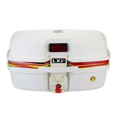 機車後尾箱-大容量堅固簡約手提摩托車置物箱用品3色(特大款)73q5【時尚巴黎】