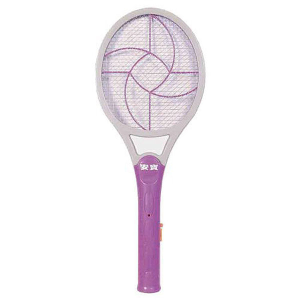 安寶雙層電子電蚊拍 AB-9921(兩入裝)