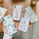 霞草 花朵 永生真花 滴膠手機殼 防摔殼 iPhone 12 11 Pro Max XR Xs 7/8 SE2 蘋果 手機殼