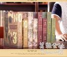 歐式復古仿真裝飾品咖啡廳裝飾擺件書櫃擺設攝影道具模型書 LY3388 『美鞋公社』