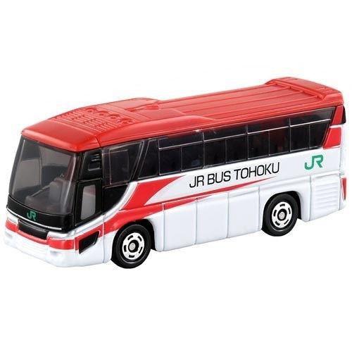 【TOMICA】No.072日野JR東北巴士(TM72A)