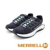 【南紡購物中心】MERRELL(女)MOAB FLIGHT戶外健身輕量越野鞋 女鞋-藍