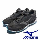 MIZUNO SYNCHRO MX 2 藍灰運動鞋 J1GE171952 男鞋