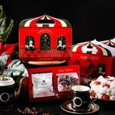 B&G 德國農莊 Tea Bar Xmas 聖誕樂園茶餅禮盒 交換禮物首選!熱門受注商品!