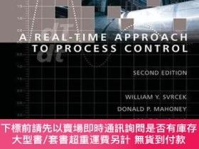 二手書博民逛書店A罕見Real-time Approach To Process ControlY255174 William