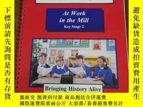 二手書博民逛書店Art罕見Work in the Mill 磨坊的藝術作品Y12
