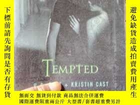 二手書博民逛書店House罕見of Night 06. Tempted 夜屋系列