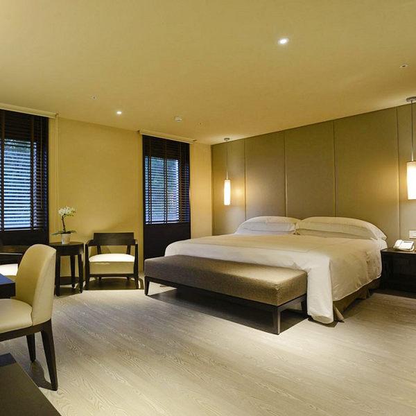 台北北投大地溫泉酒店2人1間奇岩客房泡湯3H(假日使用不加價)