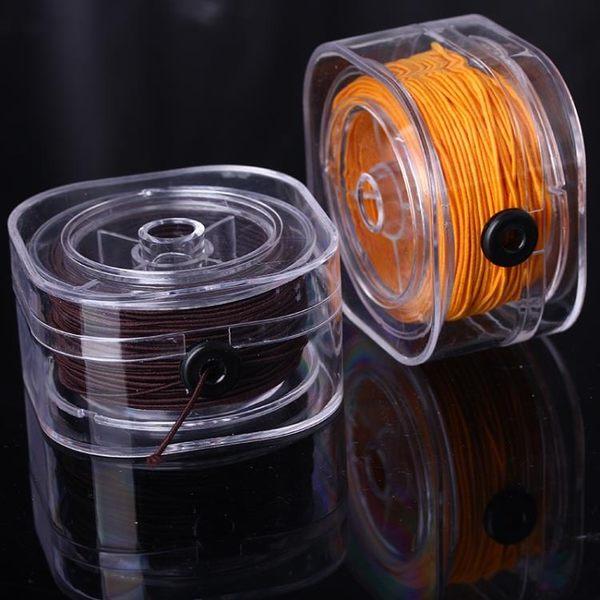 [超豐國際]DIY半成品編織材料包芯彈力線繩文玩佛珠手鏈項鏈1入