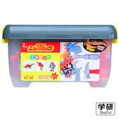 日本學研益智積木-工具組合 GK83487【限宅配】