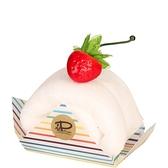 【日本製】【Le patissier】日本製 今治毛巾 蛋糕捲造型 香草白(一組:3個) SD-4037-3 - 日本製