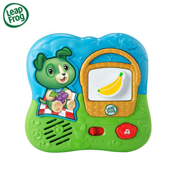 【LeapFrog】野餐數字磁鐵組