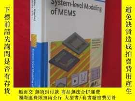二手書博民逛書店System-Level罕見Modeling of Mems (