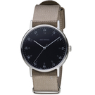 ISSEY MIYAKE三宅一生f系列雙時刻腕錶 NYAJ004Y VJ21-0360U