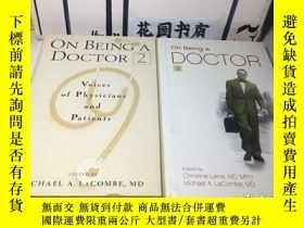 二手書博民逛書店On罕見Being a Doctor 2+On Being a