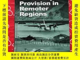 二手書博民逛書店Air罕見Transport Provision in Remo