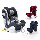 【附贈汽座防滑保護墊】Baby Monsters Guardia 0-12歲全階段isofix汽車安全座椅【佳兒園婦幼館】