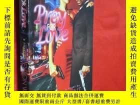 二手書博民逛書店Prey罕見for Love 【詳見圖】Y5460 Leyton