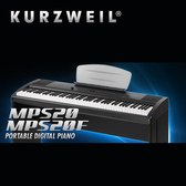 集樂城樂器 Kurzweil 科茲威爾 MPS20 88鍵電鋼琴(含喇叭、腳架)