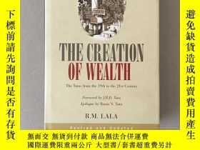 二手書博民逛書店The罕見Creation of WealthY27117 R