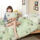 床包 / 雙人特大【晨曦之柏】含兩件枕套 100%精梳棉 戀家小舖台灣製AAS501