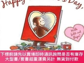 二手書博民逛書店Happy罕見Valentine s Day, Curious GeorgeY454646 N. Di Ang