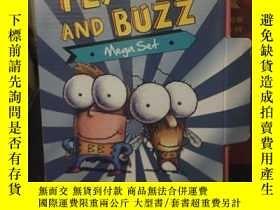 二手書博民逛書店FLY罕見GUY AND BUZZ(全15冊 盒裝) Y9354