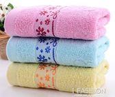 10條裝純棉毛巾加大全棉柔軟成人家用回禮情侶洗臉面巾·ifashion