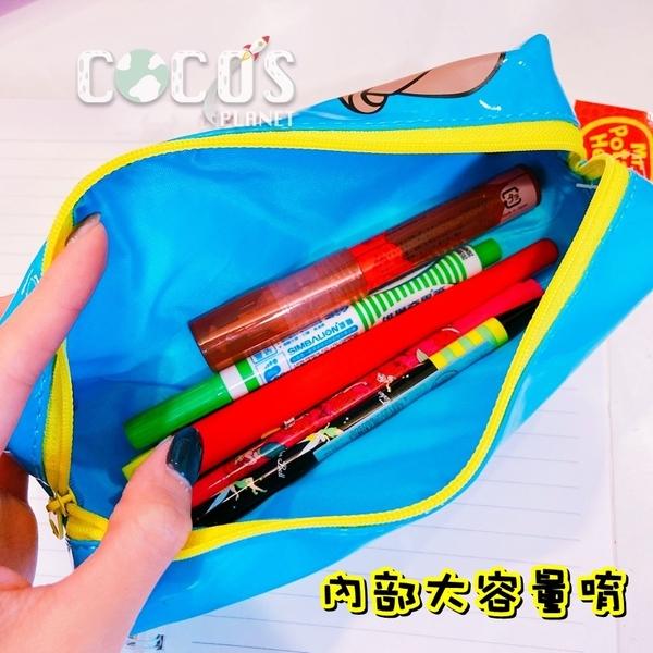 正版 日本 迪士尼筆袋 玩具總動員 蛋頭先生 筆袋 收納包 化妝包 COCOS DK600