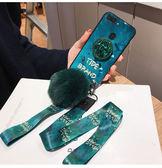 毆珀 R11/R15/R17 超火祖母綠手機殼 OPPO R11S Plus 矽膠軟殼時尚保護套 男女款潮牌手機套