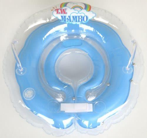 曼波魚屋-嬰兒泳脖圈(游泳圈).泡溫泉可用【TwinS伯澄】ST安全玩具。