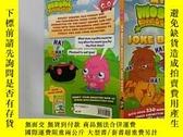 二手書博民逛書店Moshi罕見Monsters: My Moshi Monster Joke Book:摩希怪獸:我的摩希怪獸笑話