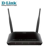 【D-Link 友訊】 DIR-612 Wireless N300 無線寬頻路由器 【加碼送木夾留言小黑板】