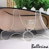 Ballerina-矽膠果凍T型保護防磨後跟貼(1對入)