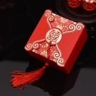 結婚慶喜糖盒回禮品盒