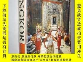 二手書博民逛書店Angkor:罕見Cambodia s Wondrous Khm