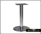 {{ 海中天休閒傢俱廣場 }} C-99 摩登時尚 餐桌腳系列 482-09 303餐桌腳/電鍍腳