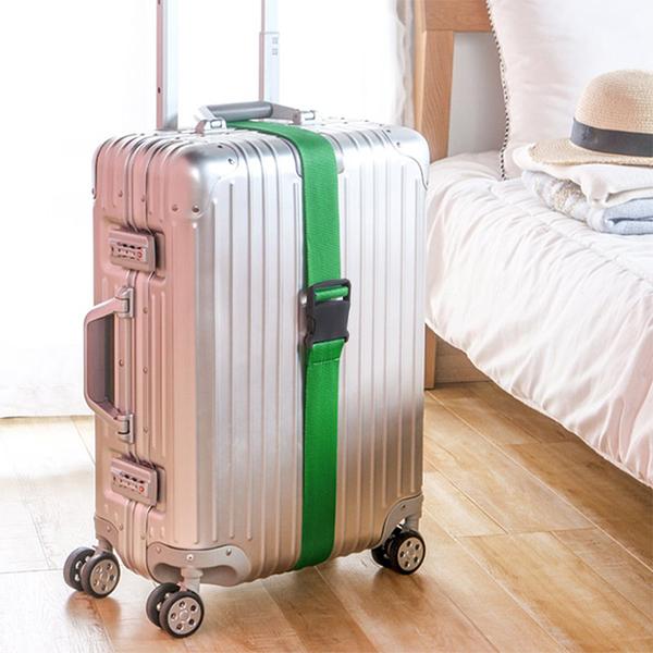 行李束帶 19-00026 戶外.旅行.旅遊.出國.旅行箱.收納袋 (顏色隨機出貨)