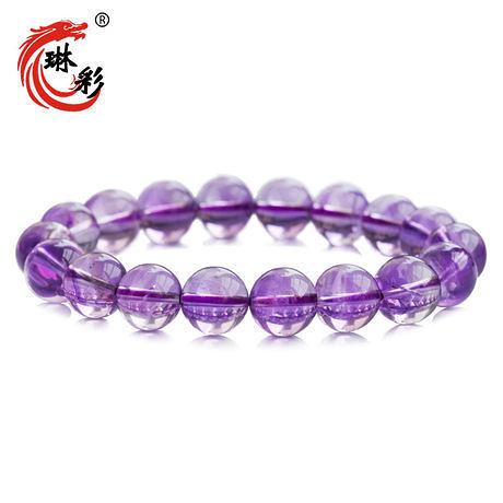 紫水晶閨蜜情侶手鏈