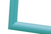 迷你108P專用方框(水藍色)  /10*14.7cm/BEVERLY/木框/日本進口