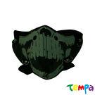 【Tempa】螢光龐克口罩-骷髏